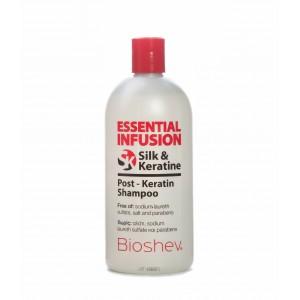 ESSENTIAL INFUSION POST-KERATIN SHAMPOO BIOSHEV 500ML