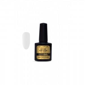 Ημιμόνιμο βερνίκι elixir – #801 (Top Coat)