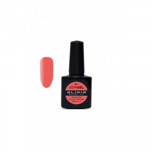 Ημιμόνιμο βερνίκι elixir– #917 (Indian Red)